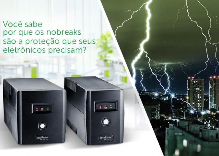 Como proteger equipamentos eletrônicos de descargas elétricas?