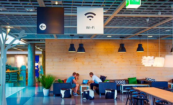 Access Point: Como ele melhora o sinal de internet na sua empresa
