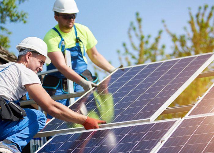 Entenda como é feita a instalação de energia solar